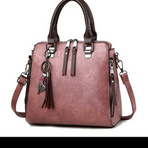 😘Final$⬇Gorgeous mauve luxury bag